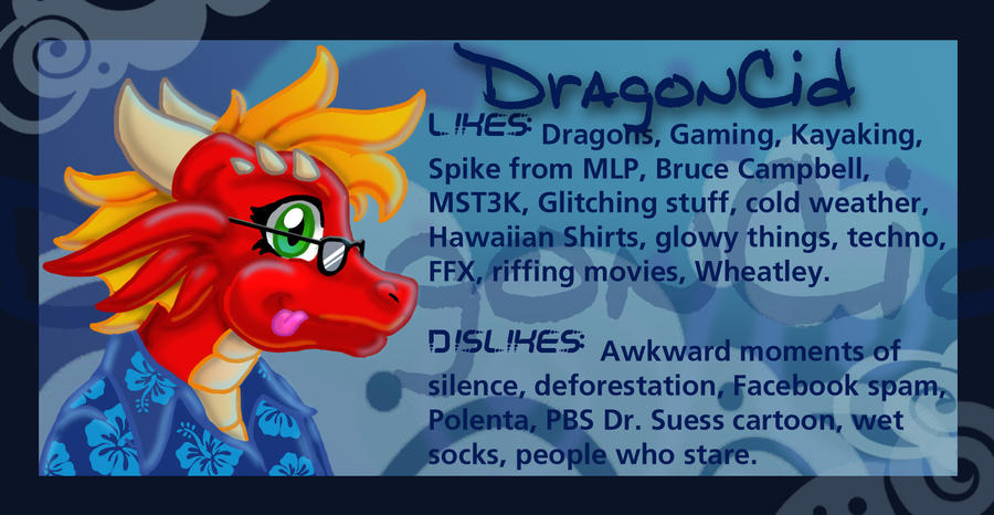 DragonCid's Profile Picture