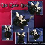 Chibi Cynder Plush