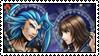 Seymour Yuna stamp by DragonCid