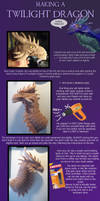 Making a Twilight Dragon