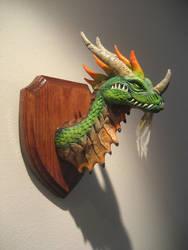 Emerald Dreamer by DragonCid