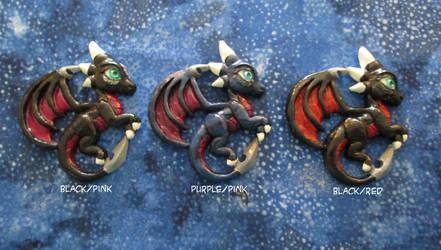 Cynder ornaments