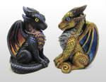 Warcraft Themed Fierce Princes by DragonCid