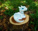 White Forest Spirit Dragon