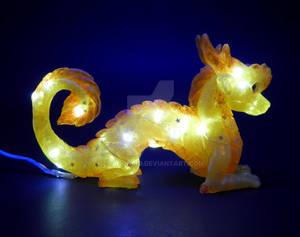 Golden Celestial Dragon