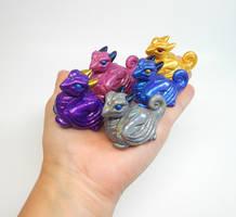 Tiny Peep Dragons