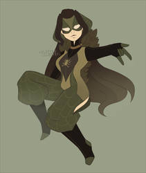 .:- Spidersona - SpiderLaeth:. by xElected-Heartx