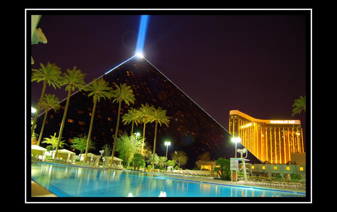 Las Vegas Luxor 2 by martinshiver