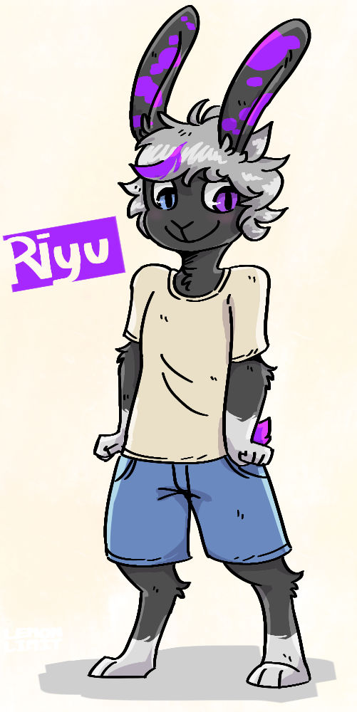 Riyu the Bun [ Commission ]