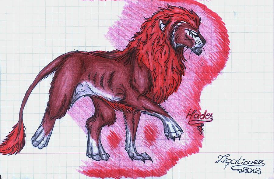 Hades by TigaLioness
