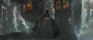 The Throne by Darkhikarii