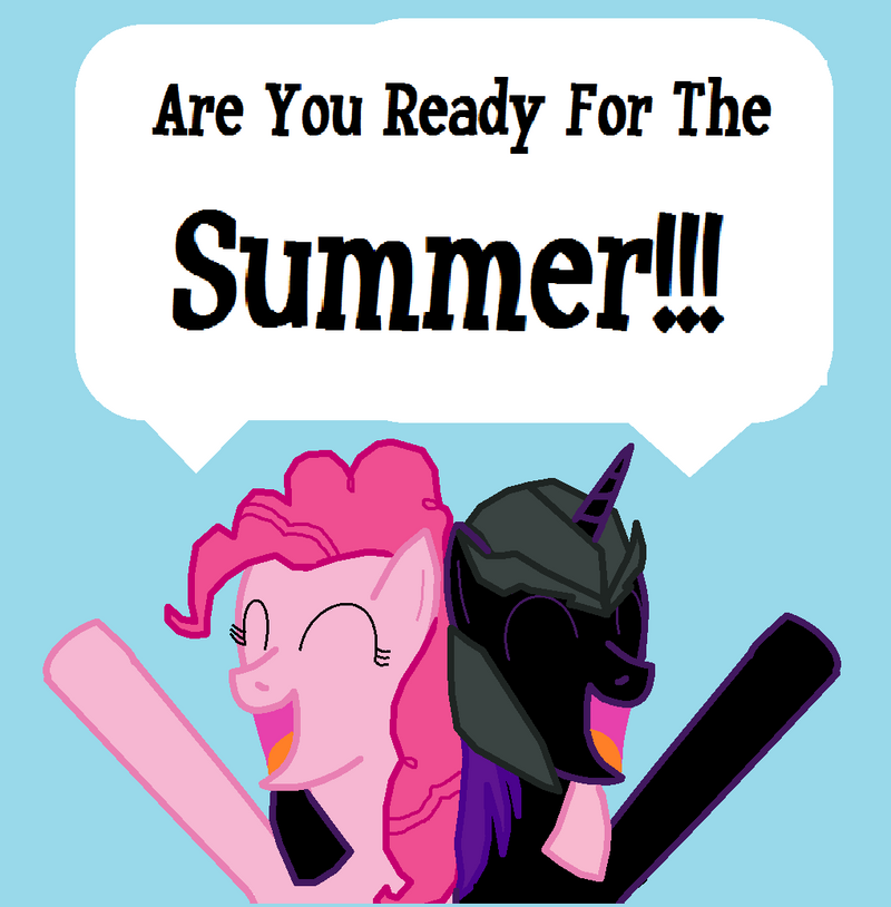 Are You Ready For The Summer by uniquecomicfreak2580 on ...
