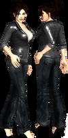 Lara new pose