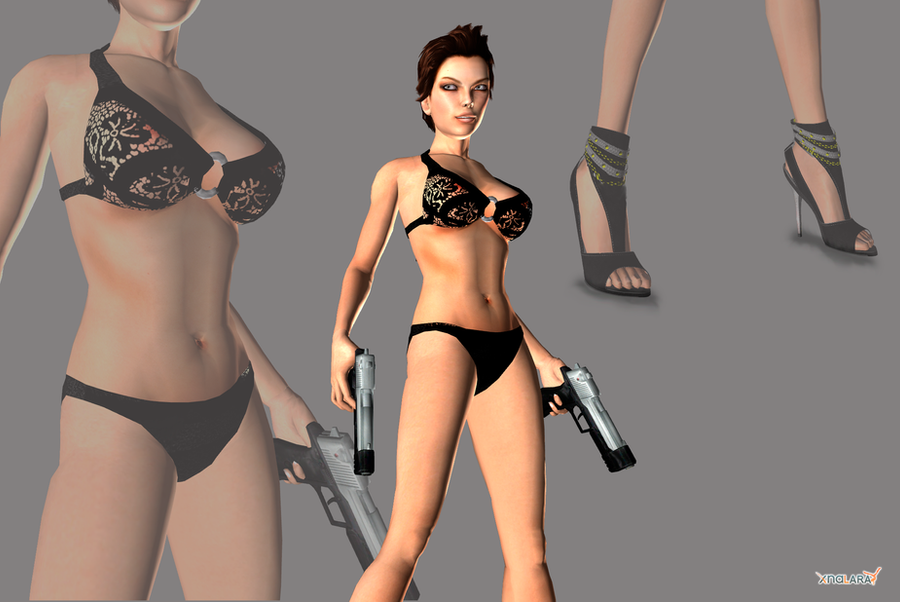 Lara Wip4 by ZayrCroft