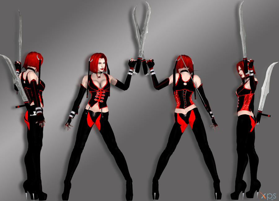 Rayne Next Gen DL by ZayrCroft