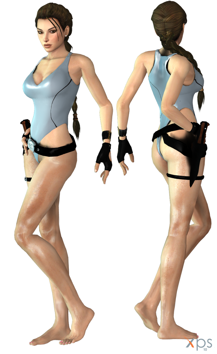 Lara Sexy Batchingsuit DL NEW LINK by ZayrCroft