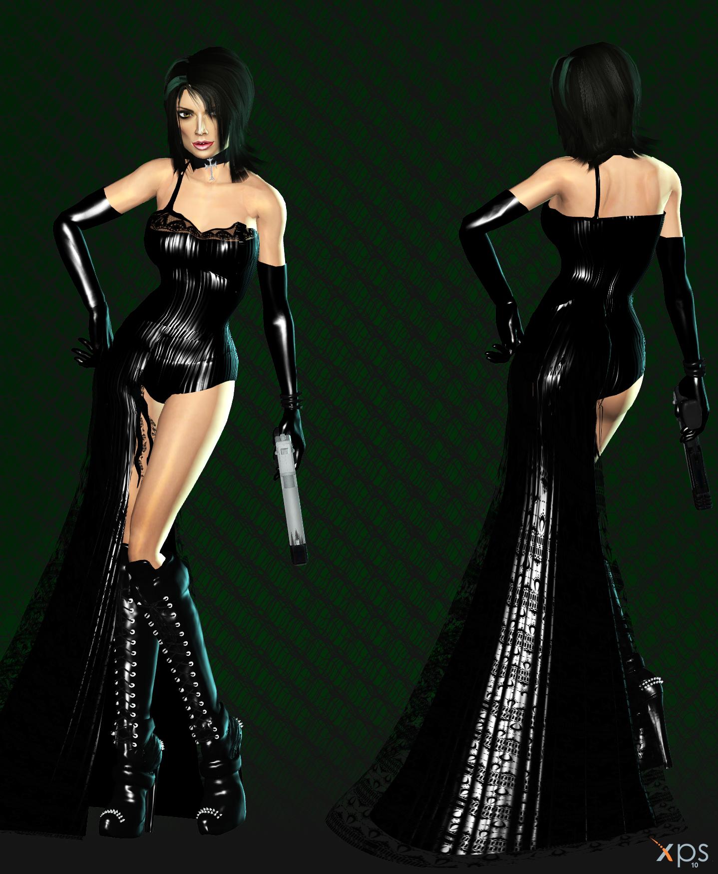 Black Assassin DL by ZayrCroft