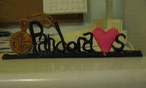 Clay Pandora Hearts