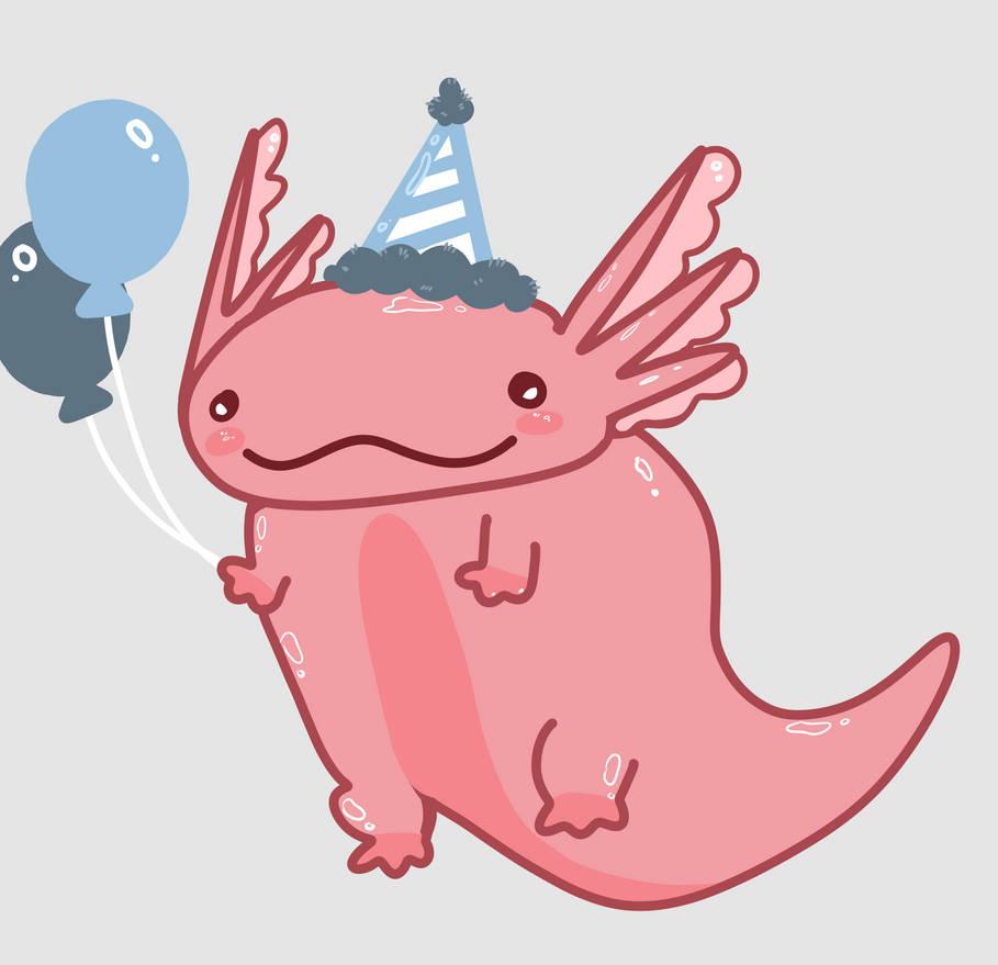 Chubby Axolotl