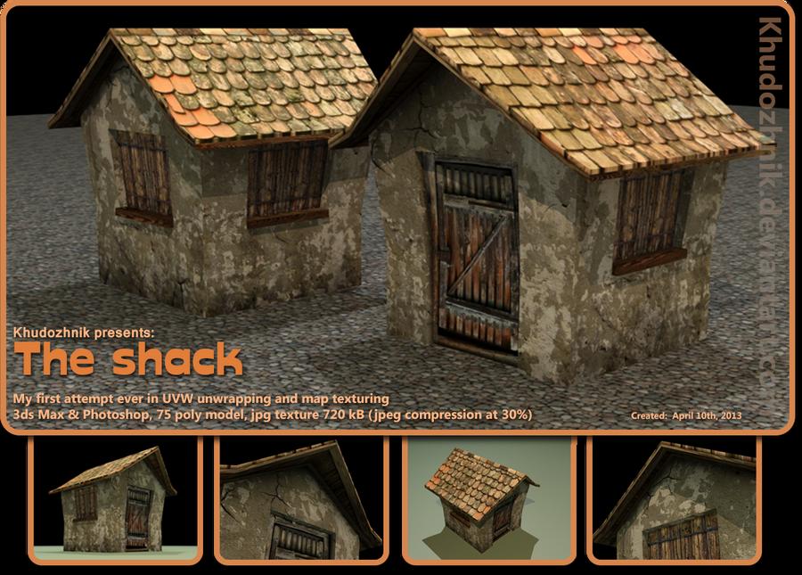 The Shack by Khudozhnik