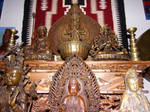 Tiered Shrine Table