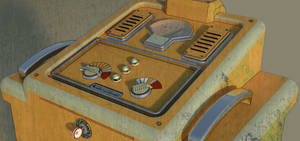 Adkeco Industries Vintage Equipment by aconnoll