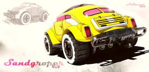 Sandgroper 4x4
