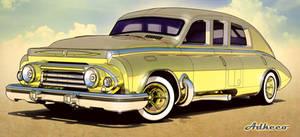 Limousine by aconnoll