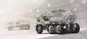 Snow Goer rear shot by aconnoll
