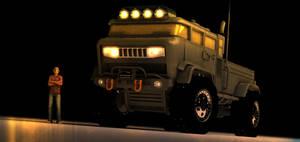 Tuff Truck Bravo by aconnoll