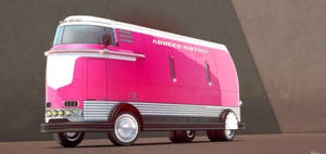 GM Futureliner (Adkeco version) by aconnoll