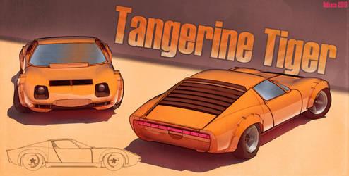 Tangerine Tiger