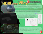 HDRI Tutorial VRay for Sketchup by aconnoll
