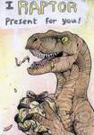I Raptor Present for You
