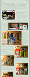 Art Supplies by ShanaPatry
