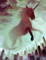 Unicorn - speedpaint video