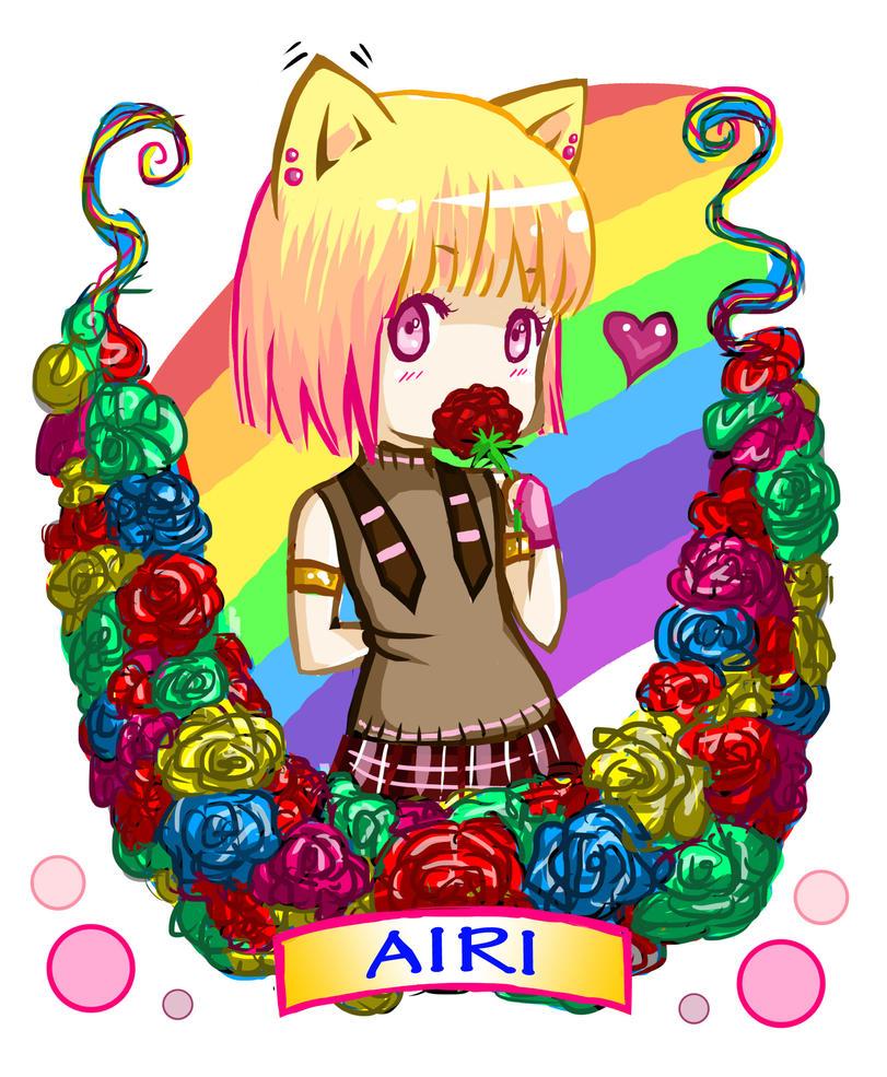 airi by Clover31