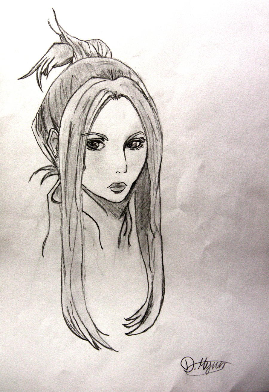 Final Fantasy Viii Drawing 3333