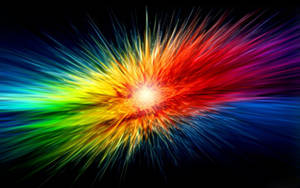Space Rainbow desktop background pictures by BABY-GREEN-GOBLIN