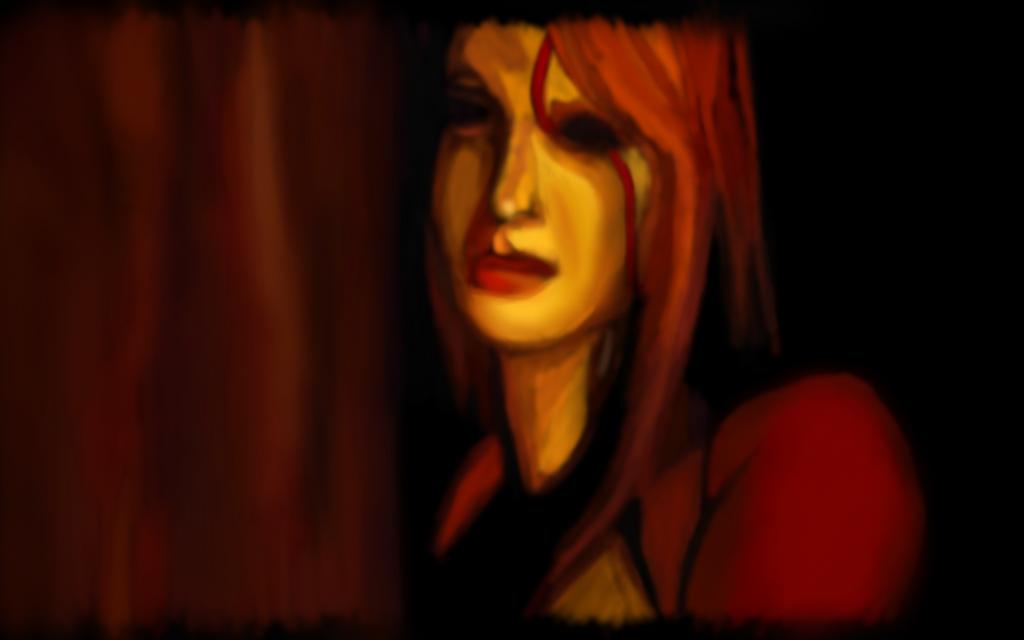Lisa Garland - Silent Hill by darksk3tch