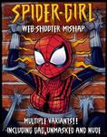 Spider Girl Web-shooter Mishap by gaggeddude32