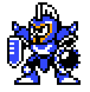Knight Man by Donovan0206
