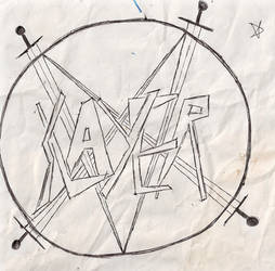 Slayer logo by pepperdeath
