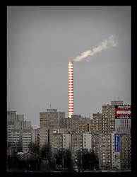 City of smoke by shaiel