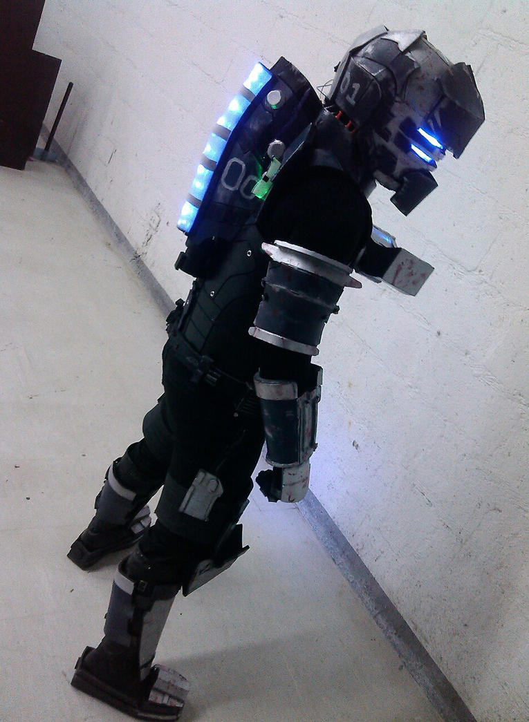 Dead Space Isaac Clarke by pakwan008