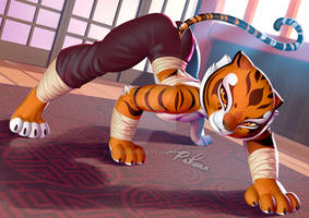 Crouching Tigress, Hidden Jack-O (Ver. 1)