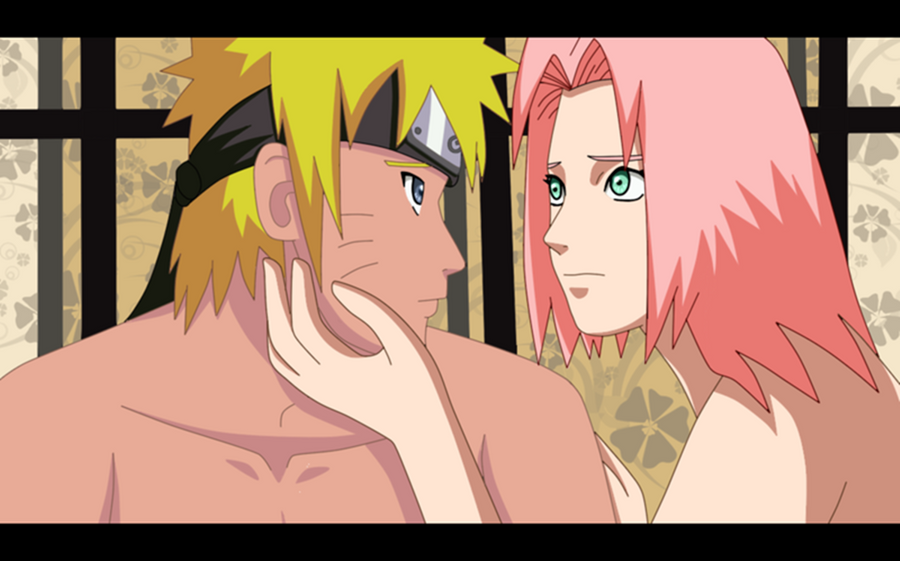 Narusaku: I have died everyday waiting for you by seashellskeeper