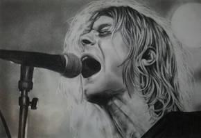 Kurt Cobain2 by ArtIsLife88