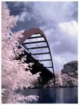 Pennybacker Bridge IV by Phostructor