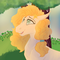 Pear Butter  Over Apple Farm by Nightyscribbles
